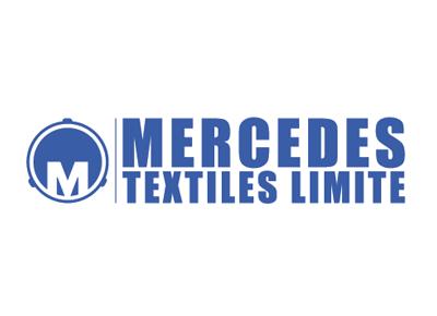 Logo Mercedes  textiles limite