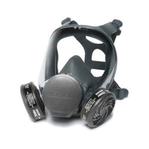 Respiradores Moldex Serie-9000 Full-face