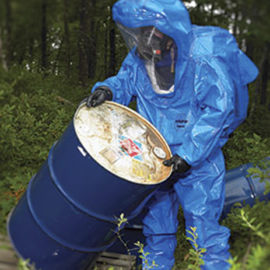 LAKELAND Trajes para Riesgo Químico Interceptor
