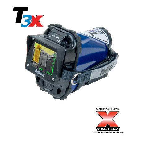 Cámara Térmica Bullard T3X