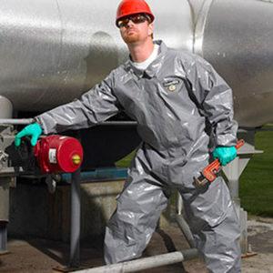LAKELAND Trajes para Riesgo Químico ChemMAX