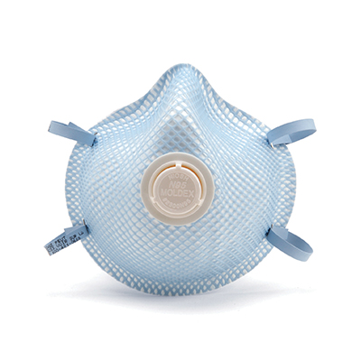 Respirador Clásico 2 Bandas 2300