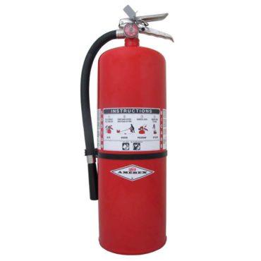 Amerex Polvo-Químico Seco Purpura BC Certificado
