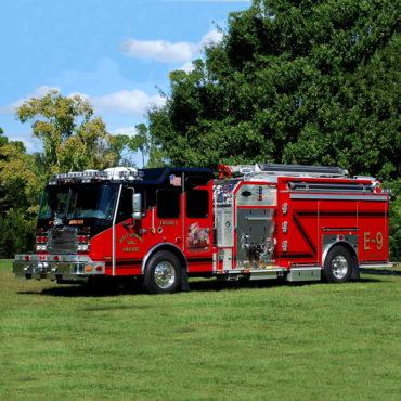 Vehiculo para bomberos Cisterna Tankers