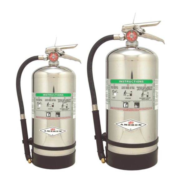 Químico Húmedo Clase K 0