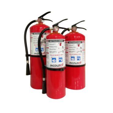 Extintores BC