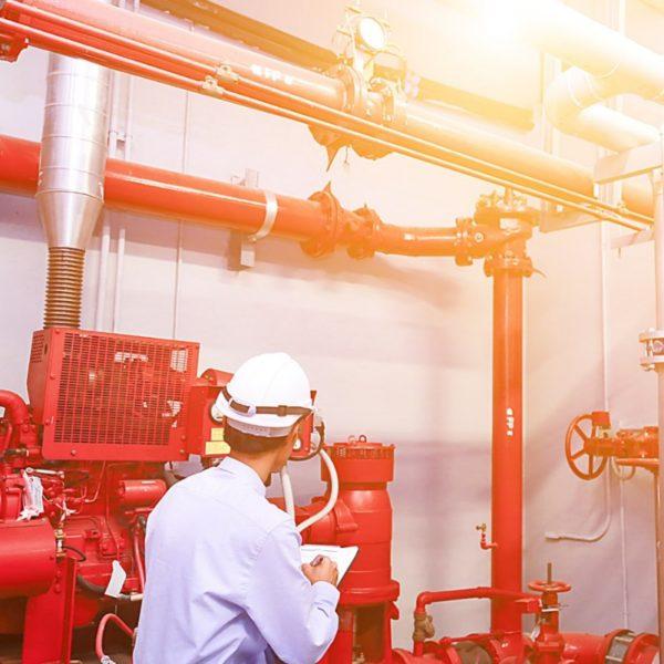 Inspeccion Pruebas y Mantenimiento Redes Contra Incendio