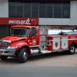 Camion de bomberos incoldext