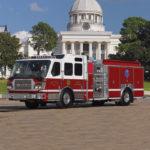 Montgomery AL Fire Department Engine