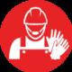 Seguridad Industrial y EPP icono Incoldext
