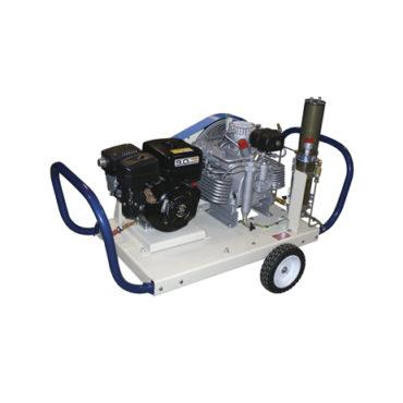 Compresores de 3 y 4 Etapas para Aire Respirable Dive Mate