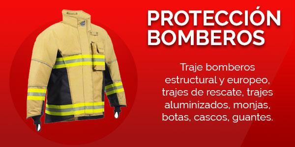 Protección Bomberos