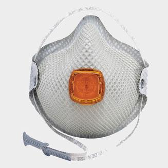 Respirador N95 para partículas – serie 2800