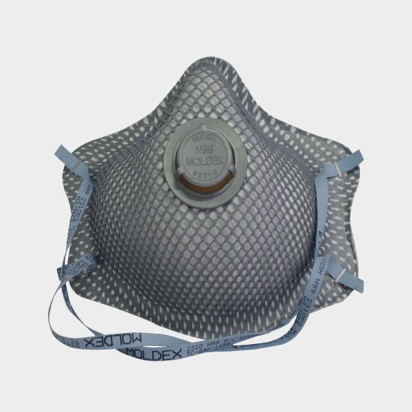 respirador para soldador 2310 moldex