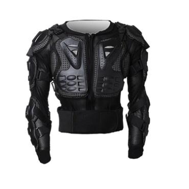 Armadura protectora para motociclista